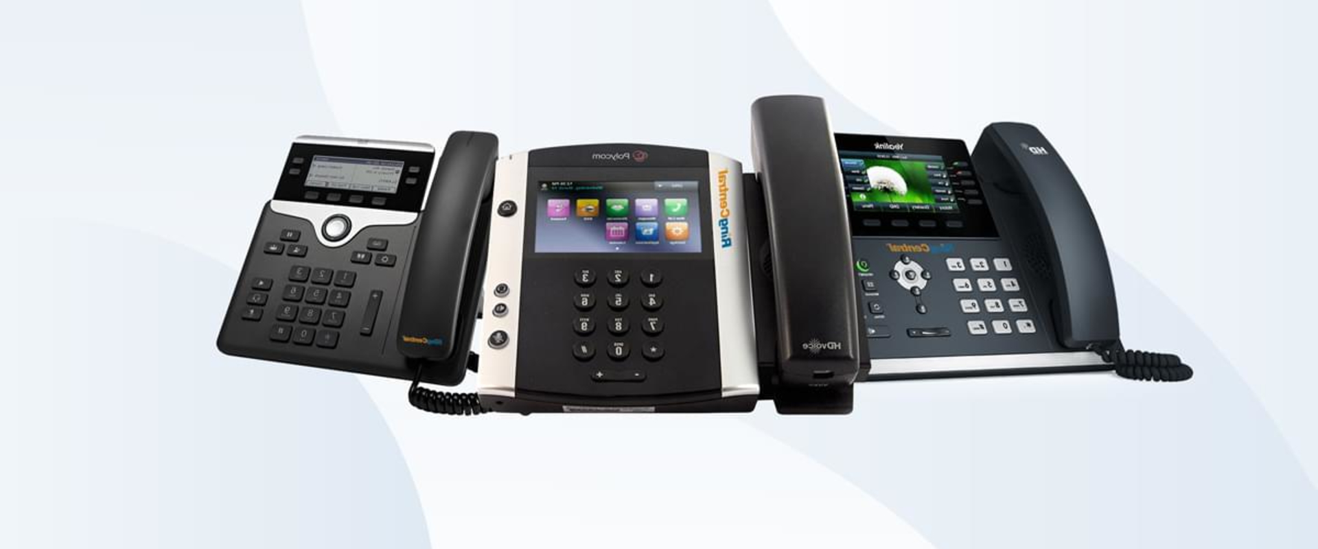 what type of contract will we have to sign for ringcentral's voip service?